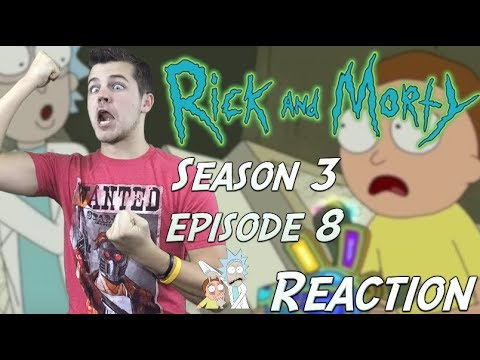 Rick and Morty Morty's Mind Blowers Reaction