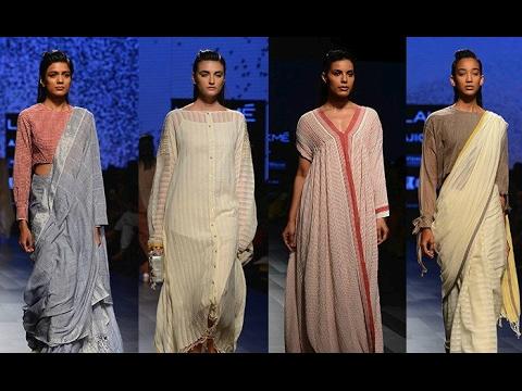 Naushad Ali | Full Show | Womenswear | Lakme Fashion Week | Spring/Summer 2017