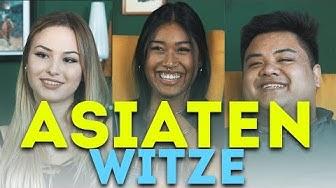 Asiaten-Witze | Randgruppenwitze mit Randgruppen