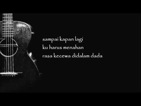 Judika   ' Tiada Lagi Official Lyric Video