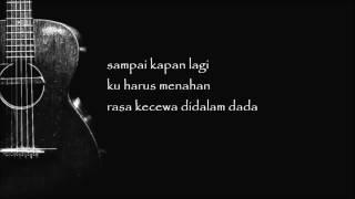 Judika   ' Tiada Lagi Official Lyric Video