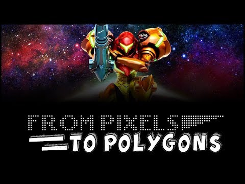 The History of the Metroid Series - From Pixels to Polygons