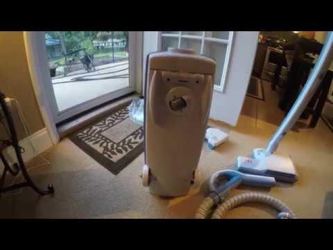 Aerus Lux Legacy Vacuum Cleaner Demonstration