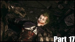 Batman Arkham Knight Gameplay Part 17- Cloudburst Tank