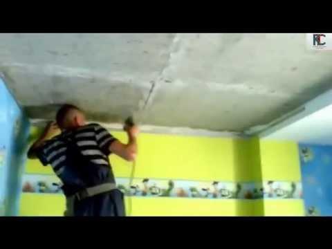 Как сделать потолок в детской комнате