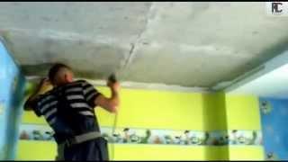 Как сделать потолок в детской комнате(Как сделать потолок в детской комнате http://ktc-remont.com.ua., 2015-07-14T17:15:19.000Z)
