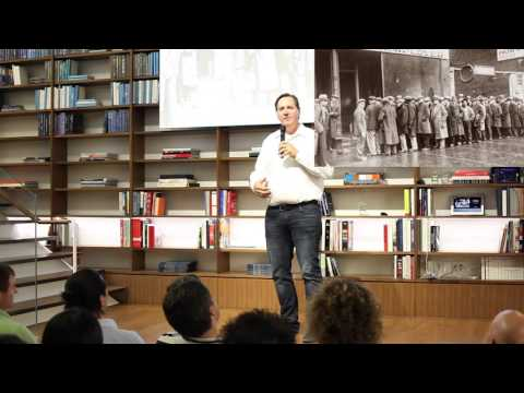 Look & Tell NYC: Frank Bien on Data Cultures