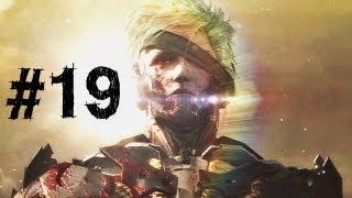 Metal Gear Rising Revengeance Gameplay Walkthrough Part 19 - Assassination Attempt - Final Mission