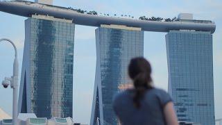 Exploring Singapore - Jake & Brandi Travel Asia