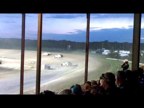 Viking speedway Mid West mods feature 5/27/17