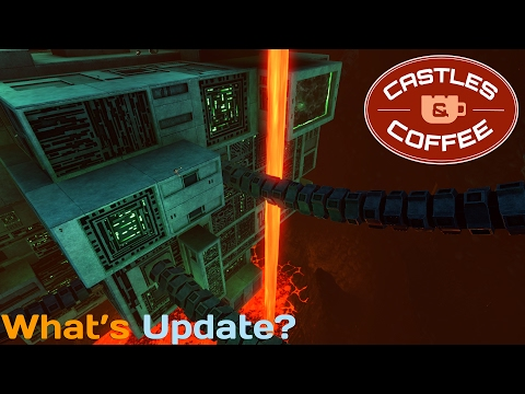 What's Update? Subnautica [Castles And Coffee]