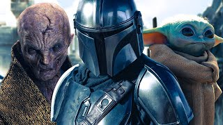 The Mandalorian is Connecting Snoke and Sequel Trilogy - Nerd Theory