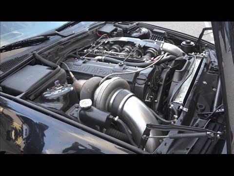 BMW E34 S38 1000WHP+ Bugatti Killer