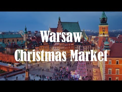 Warsaw Christmas Market | Battle of the Christmas Markets