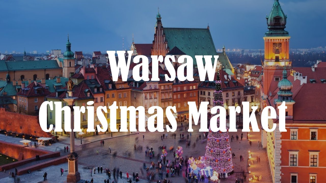 warsaw christmas market battle of the christmas markets