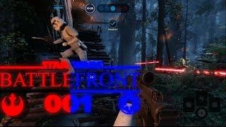 Let's Play Star Wars Battlefront 3 German 001[HD/1080p/ULTRA]Gameplay auf Endor