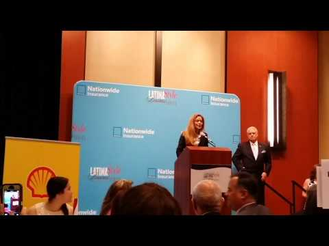 Houston TX Latina Entrepreneur of the Year - LATINA Style Business Series