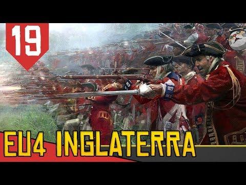 Heresia Portuguesa - Europa Universalis 4 Rule Britannia #19 [Série Gameplay Português PT-BR]