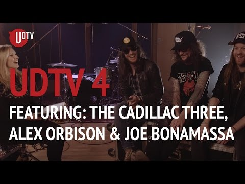 The Cadillac Three live at Abbey Road Studios, London AND Joe Bonamassa in Brighton (uDTV Episode 4)