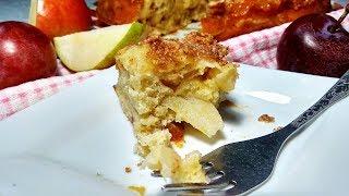Пирог со сливами и грушами. Быстрый в приготовлении. Безумно вкусный и простой