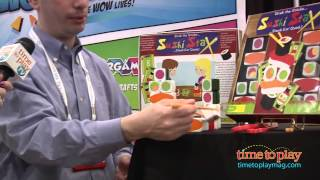 Toy Fair 2013 | Folkmanis | Round 5 | Wowopolis | Puppets | Cut the Rope | Sushi Stax