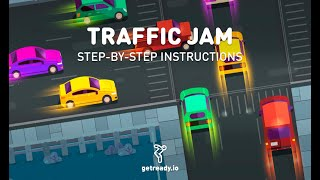 "Ready: Creating a game ""Traffic Jam"""