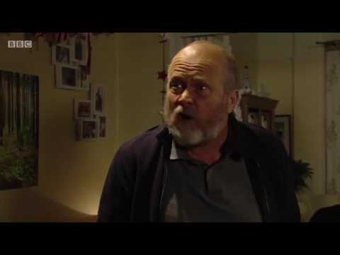 Eastenders Phil stand up for Jay 15th December 2016