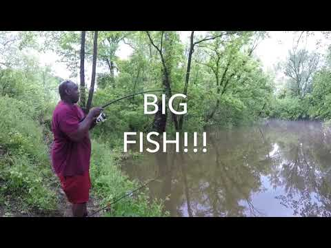 Channel Catfishing W/ Experimental Bait (30lb+ Limit!!!)