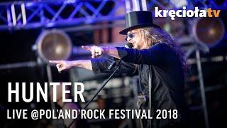 Hunter na Pol'and'Rock Festival 2018 - koncert w CAŁOŚCI