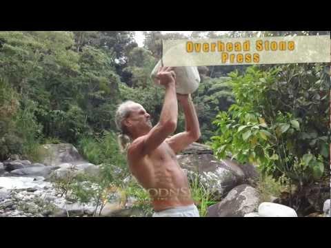 Dr. Doug Fitness Stunts, Amazing Raw Vegan Athleticism