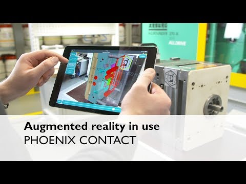 Augmented Reality In Use For Industry 4.0 And Building Technology