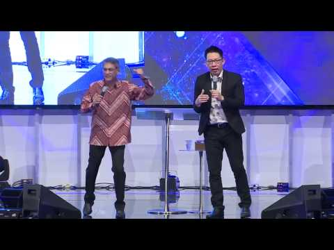 Fire Conference, 23 Mei 2015 - Hidden But Yet Precious, Ps. James Singh