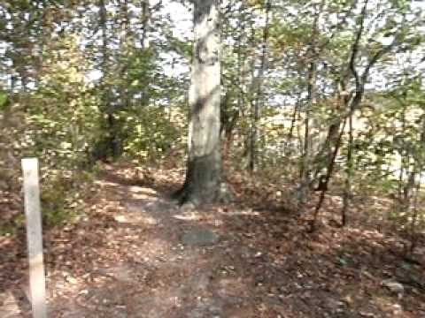 Climbing Charles Mound - Indiana