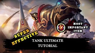 You Will Play Tank Differently After This Tutorial | Mobile Legends