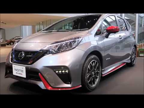 2017 Nissan Note E Hybrid With Full Specifications