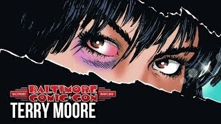 Baltimore Comic Con 2013 - Terry Moore Interview