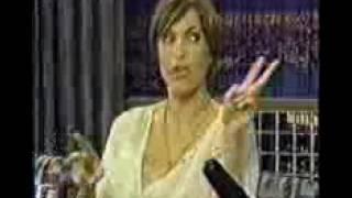 Mariska Hargitay | Conan 2003