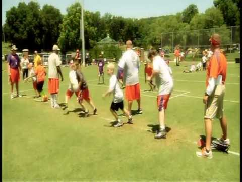 Dabo Swinney 2012 Youth Football Camp - Session 1