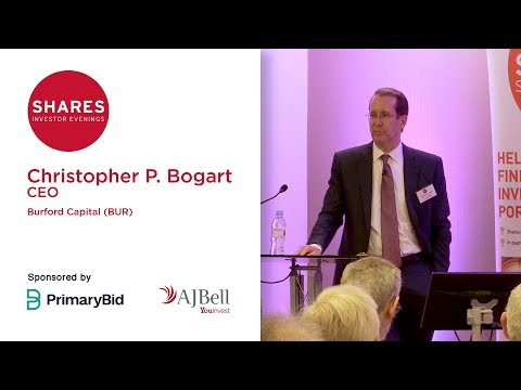 Christopher P. Bogart, CEO - Burford Capital (BUR)