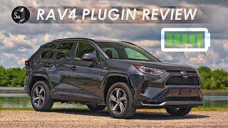 2021 Toyota RAV4 Prime Plug In | Comfortably Numb