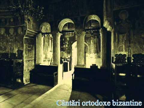 Cântări ortodoxe bizantine