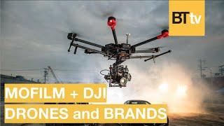 How Drones & 360 will Change Creativity | Cannes Lions Talk 2016 | 4 - BrandTechTV