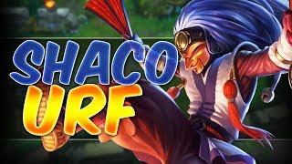 URF 2017 SHACO FULL AP - Ultra Rapid Fire 2017 Full Ap Shaco - League of Legends