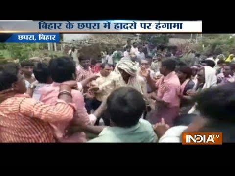 Bihar: 3 dead, 4 injured over speeding road accident in Chapra