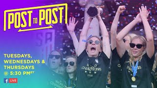 Post to Post - Women Continue Champing Through