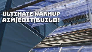 Ultimate Aim/Edit/Build Warm up Course! - (Fortnite Creative Mode!)