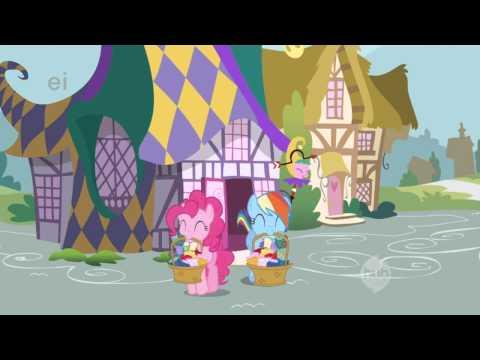 Pinkie Pie & RainbowDash Hanging Out/ Pranking
