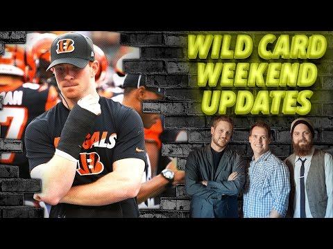 NFL Playoffs 2015: Wild Card Weekend Updates - The Fantasy Footballers