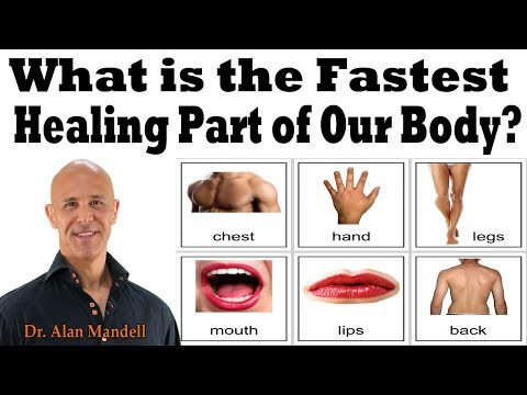 What is the Fastest Healing Part of Our Body? - Dr Mandell, DC