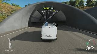 Forza Horizon 4 Ford Transit 409 km/h Top Speed